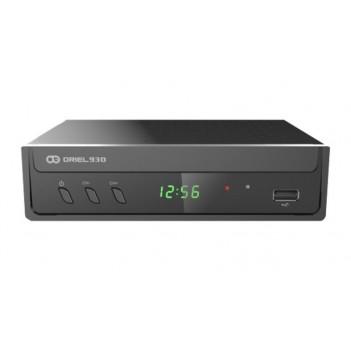 Эфирный ресивер ORIEL 963  (DVB-T2)