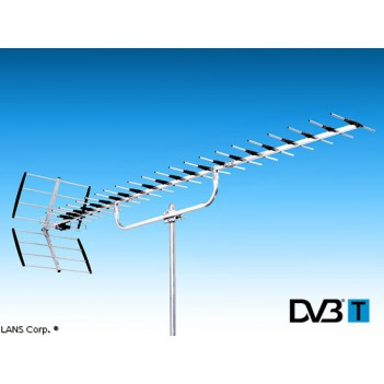 Эфирная цифровая антенна Lans UL-16 (ДМВ-DVB-T2)