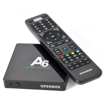 ТВ-приставка Openbox A6 UHD