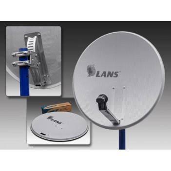 Антенна спутниковая LANS-80 (MS 8006 GS)