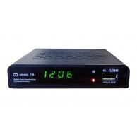 Эфирный ресивер (приставка) ORIEL 751 (DVB-T2)