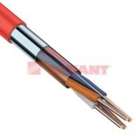 Кабель огнестойкий для сигнальной проводки КПСЭнг(А)-FRLS 2x2x1,0 мм² REXANT (1,1 мм)