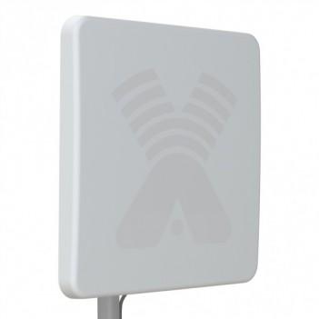 Антенна широкополосная 2G/3G/4G (15-17bBi) Agata-F MIMO 2x2