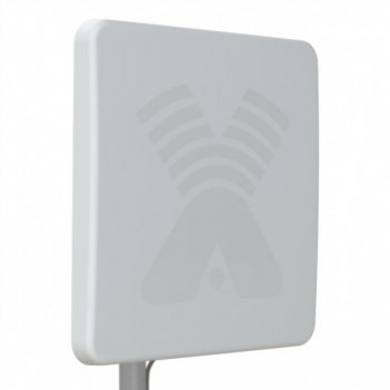 Антенна Agata Mimo 2x2 BOX панельная 4G/3G/2G (15-17dBi)