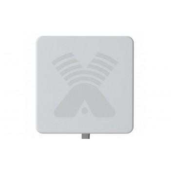 Антенна широкополосная 2G/3G/4G (15-17dBi) Agata-F MIMO 2x2