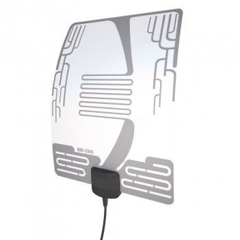 Комнатная FM антенна «BAS-5345-P FM Flex»
