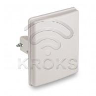 Широкополосная 2G/3G/4G антенна усилением 15 дБ KP15-1700/2700