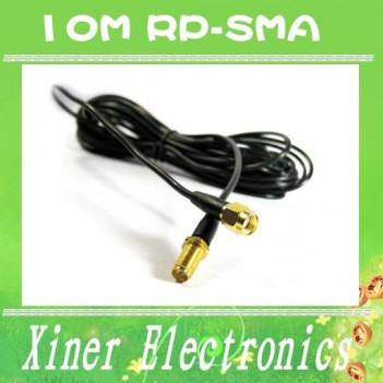 Антенна Wi-Fi 9dB для роутера, SMA, 2 катушки