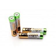 Батарейки GP Super AAA