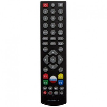 Пульт DRE TRICOLOR GS8306+TV