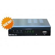 Эфирный ресивер (приставка) ORIEL 314 (DVB-T2)
