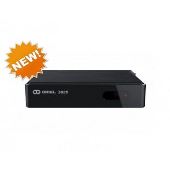 Эфирный ресивер (приставка) ORIEL 302D (DVB-T2)