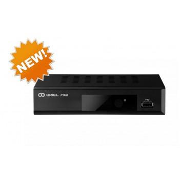 Эфирный ресивер (приставка) ORIEL 793 (DVB-T2)