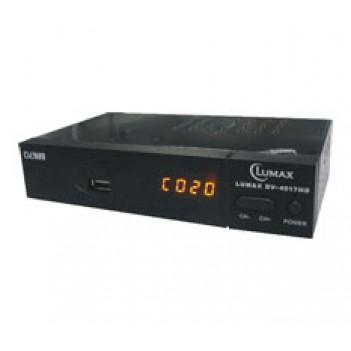 Цифровой эфирный ресивер Lumax DV-4017HD стандарта DVB-T2