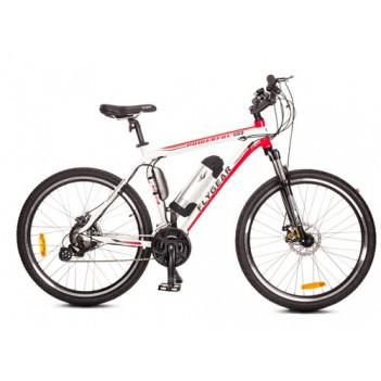 Электровелосипед FLYGEAR 888 красный