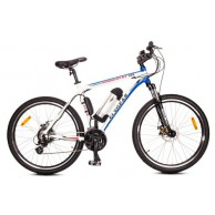 Электровелосипед FLYGEAR 888 синий