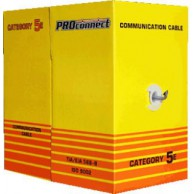 Кабель FTP 4PR 24AWG CAT5e 305м OUTDOOR PROCONNECT