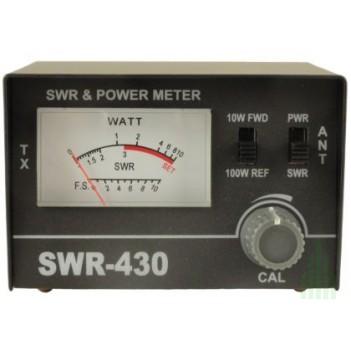 Измеритель мощности КСВ SWR-430