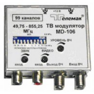 Модулятор Телемак MD-106 (без бл.пит.)