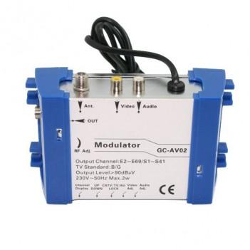 Модулятор GC-AV02