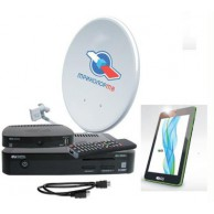 Триколор ТВ Full HD на 2 телевизора+ТЕЛЕПЛАНШЕТ GS700