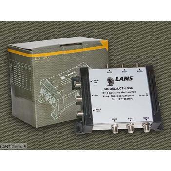 Переключатель (свитч) LANS LS 36