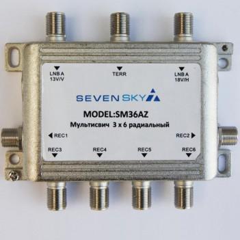 Переключатель (свитч) SevenSky SM36AZ пассивный