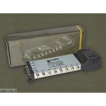 Переключатель (свитч) LANS LS 58