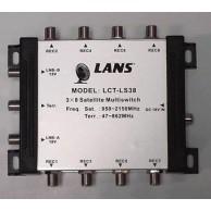 Переключатель (свитч) LANS LS 38