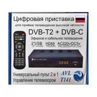 эфирный приемник AVL-T141