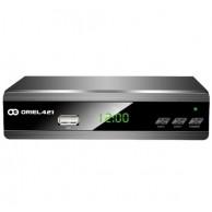 Ресивер Oriel 421 (DVB-T2, Wi-Fi)