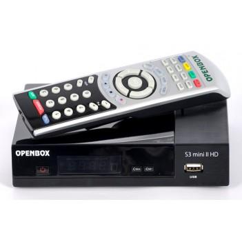 Спутниковый ресивер Openbox S3 Mini II HD