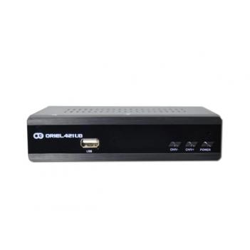 Цифровая ТВ приставка Oriel 421D