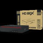 Cпутниковый ресивер HD Box S2 Combo