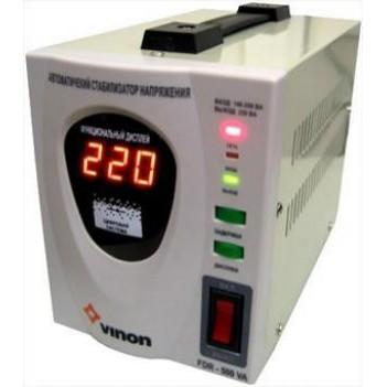 Стабилизатор напряженияVINON FDR-500 VA