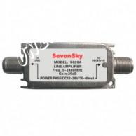 Усилитель ТВ сигналов SevenSky SC20A 5-2400MHz
